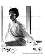 Prince Promo Print