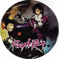 Prince Vintage Pin