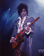 Prince Vintage Print
