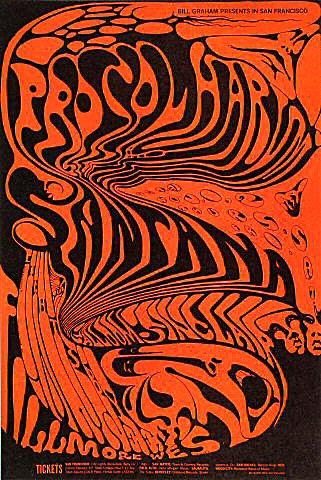 Procol Harum Postcard