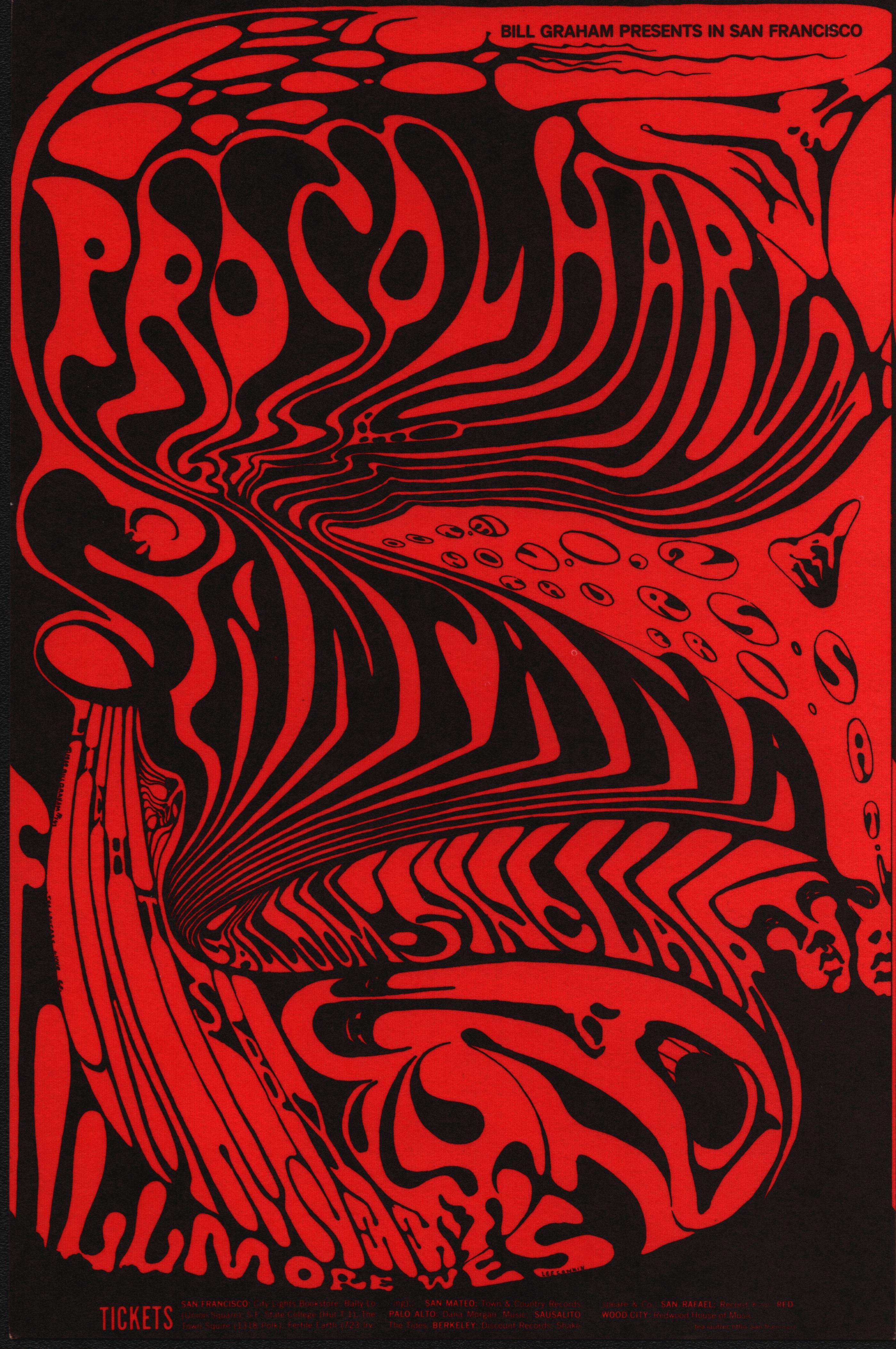 Procol Harum Poster