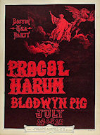 Procol Harum Poster