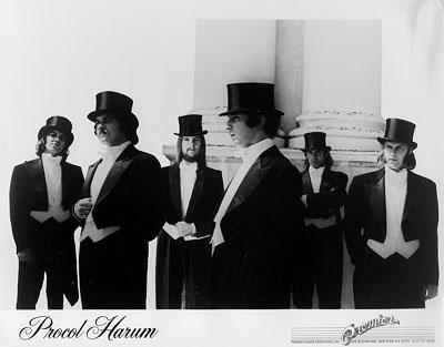 Procol Harum Promo Print