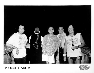 Procol HarumPromo Print