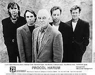 Procol Harum Promo Print