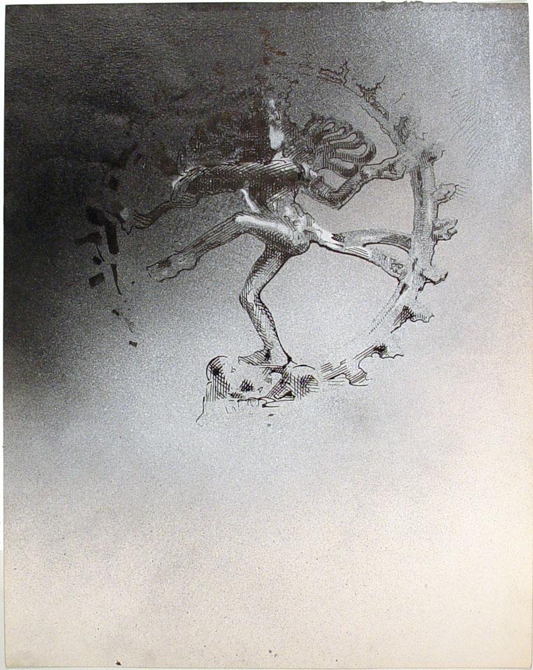 Psychedelic Shop Original Art