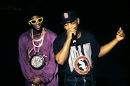 Public Enemy BG Archives Print