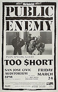 Public Enemy Poster