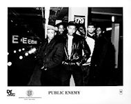 Public Enemy Promo Print