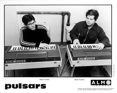 Pulsars Promo Print