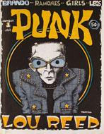 Punk Vol. 1 No. 1 Magazine