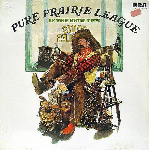 Pure Prairie League Vinyl (New)