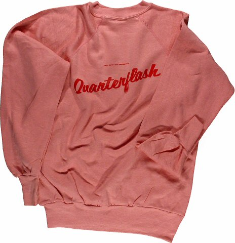 Quarterflash Men's Vintage Sweatshirts