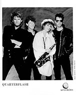 Quarterflash Promo Print