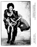 Queen Ida &amp; The Bon Temps Zydeco Promo Print