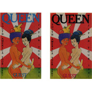 Queen Backstage Pass