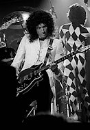 Brian May Fine Art Print