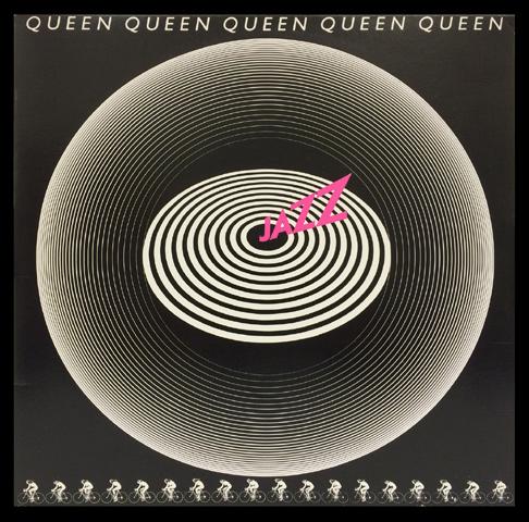 QueenFramed Album Cover