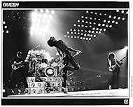 Queen Promo Print