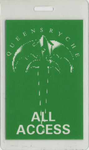 Queensryche Laminate