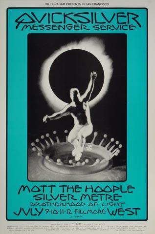 Mott the Hoople Handbill