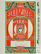 Big Brother and the Holding Company Handbill