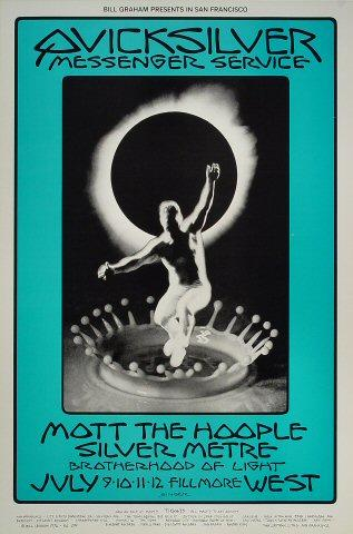 Mott the Hoople Poster