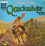 Quicksilver Messenger Service Vinyl (Used)