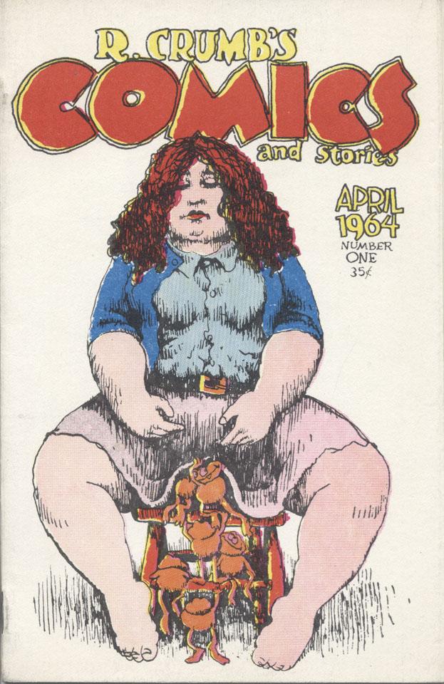 R. Crumb's Comics And Stories: Version B Program