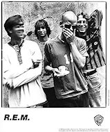 R.E.M. Promo Print