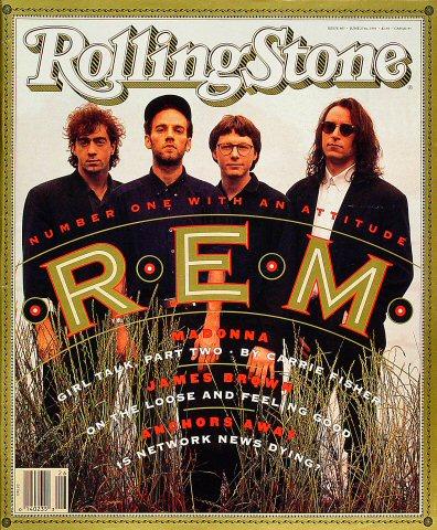 R.E.M.Rolling Stone Magazine