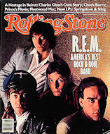 R.E.M. Rolling Stone Magazine