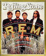 R.E.M. Rolling Stone Magazine