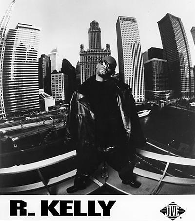 R. Kelly Promo Print