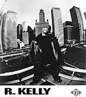 R. Kelly Promo Print