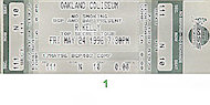 R. Kelly Vintage Ticket