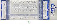 Rage Against the Machine Vintage Ticket