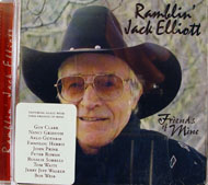 Ramblin' Jack Elliott CD