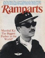 Ramparts Vol 9 No. 10 Magazine