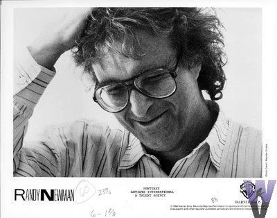 Randy NewmanPromo Print