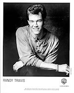 Randy Travis Promo Print