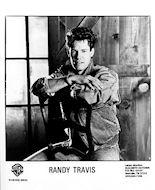 Randy Travis Promo Print