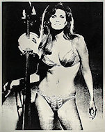 Raquel Welch Poster