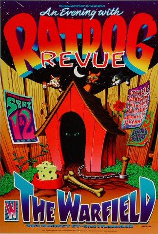 Ratdog Revue Poster