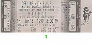 The Flying Other Brothers 1990s Ticket
