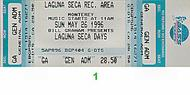 Mickey Hart's Mystery Box 1990s Ticket