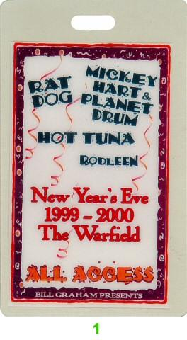 Hot Tuna Laminate