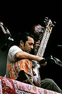 Ravi Shankar Fine Art Print
