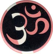 Ravi Shankar Vintage Pin
