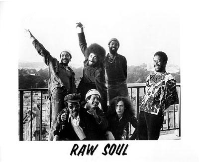 Raw Soul Promo Print